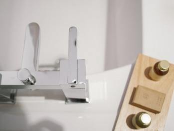 Apartment Bathroom Detail
