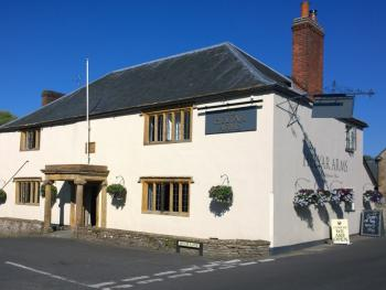 Front of The Helyar Arms