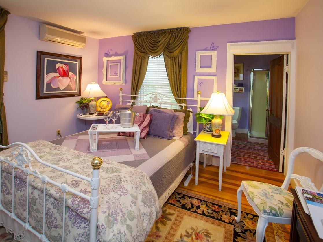 Double room-Standard-Ensuite with Shower-Garden View-Mt. Dew - Base Rate