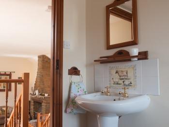 Sink in Frankaborough cottage