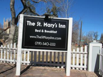 The St. Mary's Inn Welcomes You