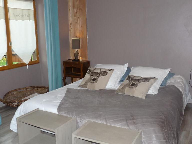 « La Grange » 2 chambres-Famille-Suite-Salle de bain privée séparée-Vue sur Jardin - Tarif de base