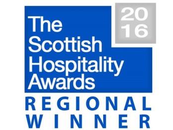 Regional Winner - Scottish B & B of the Year 2016