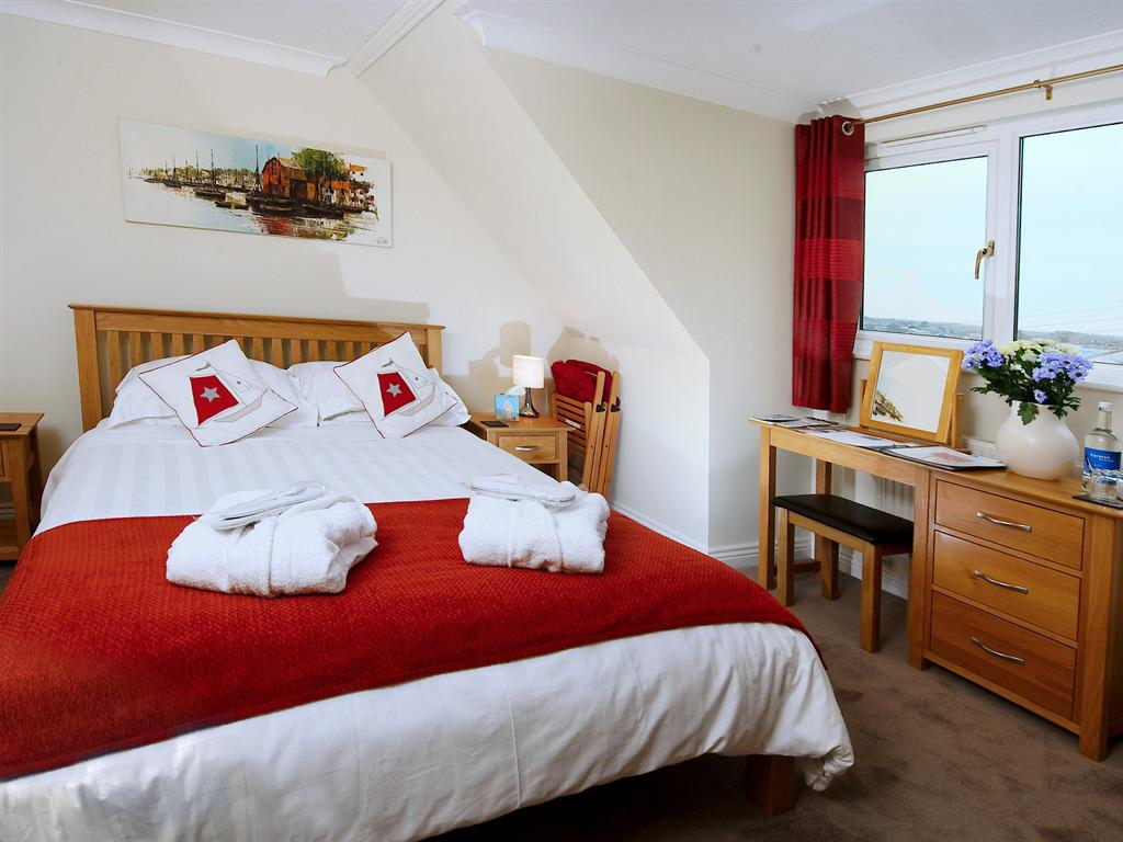Double room-Ensuite-Padstow Room