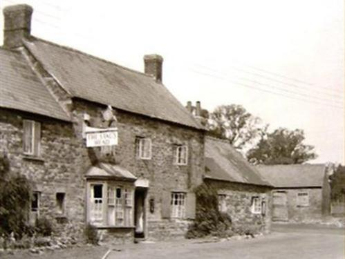 A Pub full of History