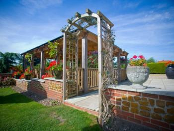 The King William IV, Hunstanton | Garden