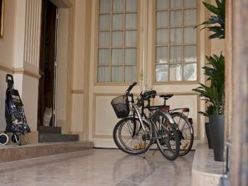 Prêt gratuit de deux vélos (sur réservation)