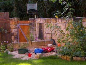 Garten auf dem Dammweg 24