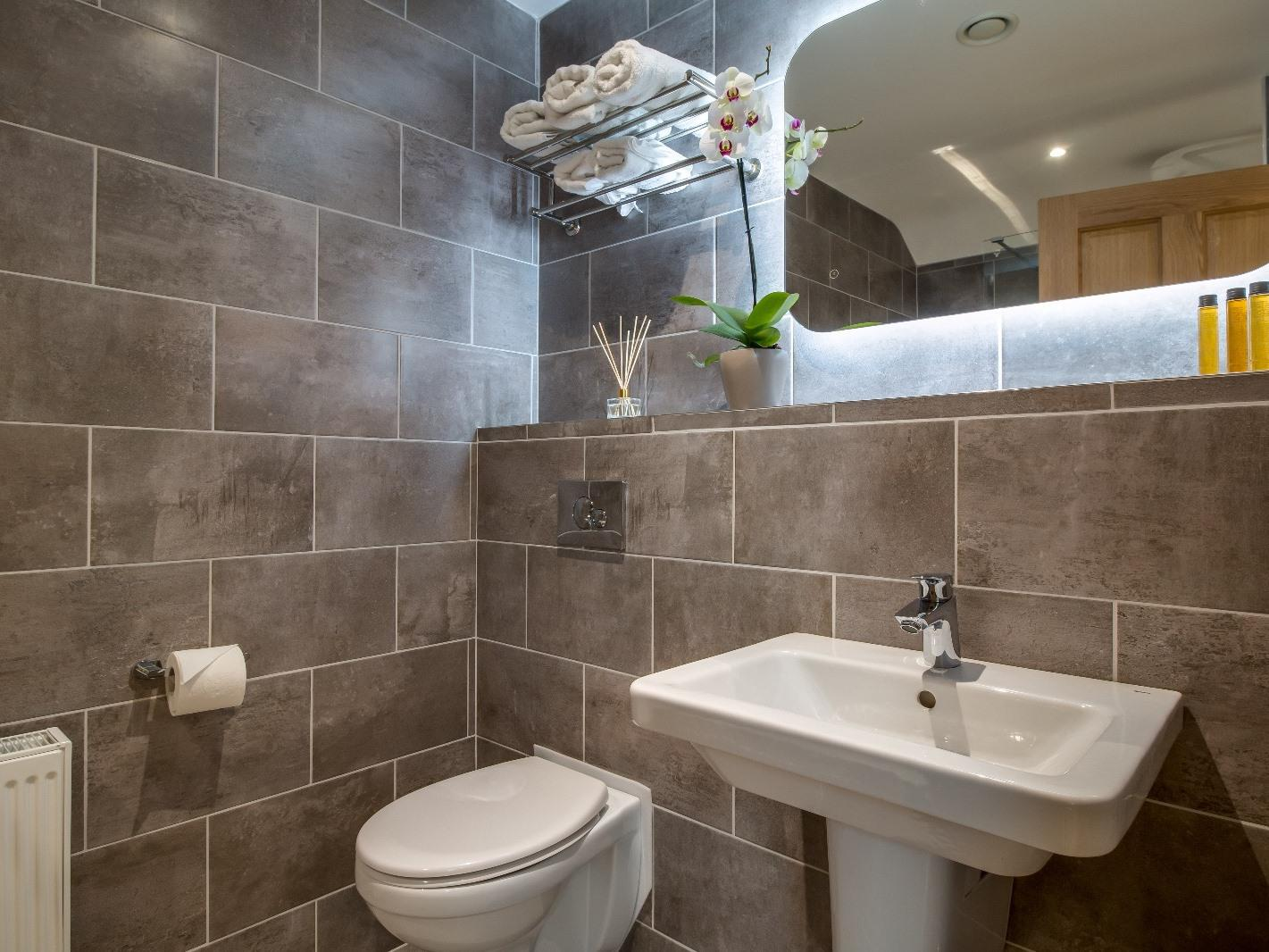 Double room-Deluxe-Ensuite-Street View - Base Rate