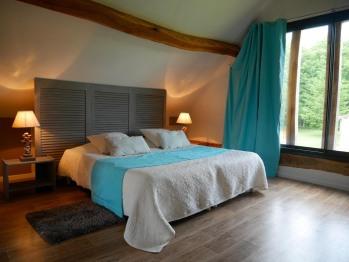 Suite Galets de Loire / à l'étage