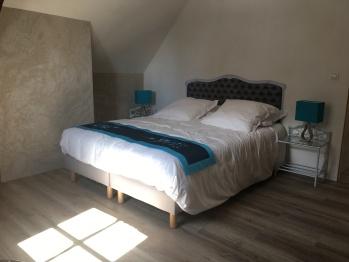 Chambre 2 lit queen size 3 eme étage