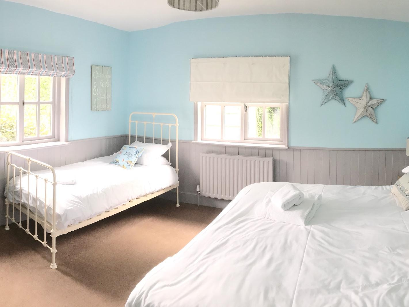 Family room-Comfort-Ensuite-Garden View-Stable Accommodation