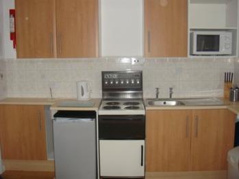 Kitchen area - Flat 5