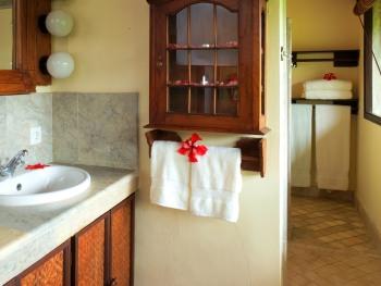 King Bedroom bathroom - Room #3