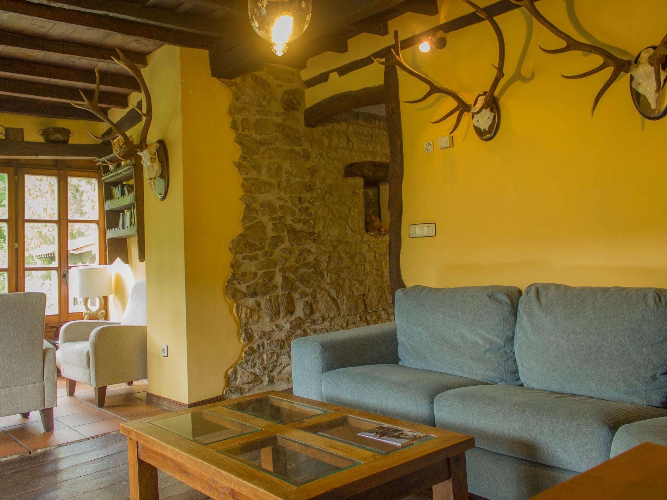 Rural-Baño Privado-Casa rural 10 personas