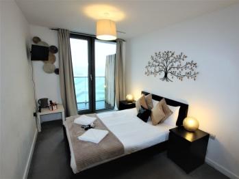 Double room-Standard-Shared Bathroom-City View-Sleeps 2
