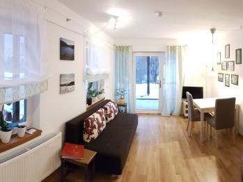 Apartment-Apartment-Eigenes Badezimmer-Gartenblick - Basistarif