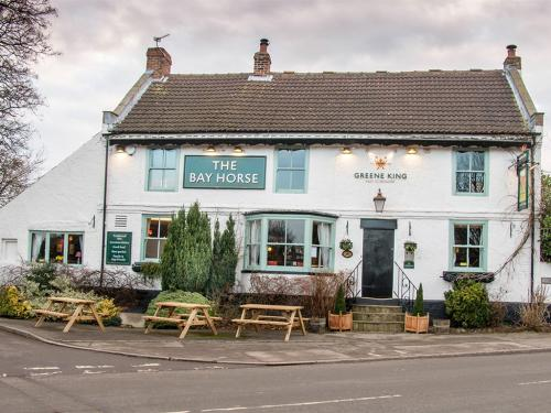The Bay Horse dates back to the 17th Century