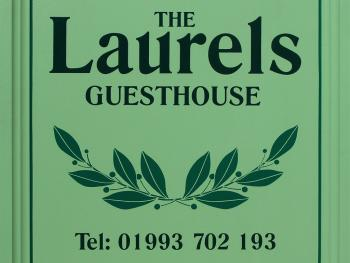 Laurels sign
