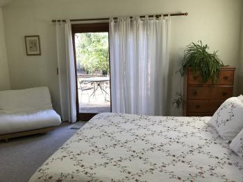 Virgo - King Sized Bed, Futon, View