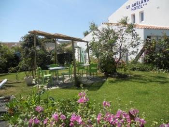 Jardin aire de repos
