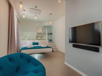 Appartement Ôdreams loft&spa (bulle)