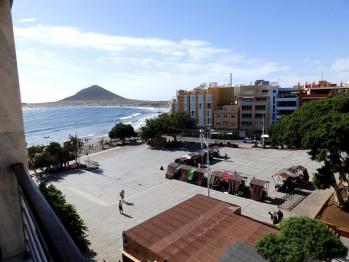 Apartamento-Apartamento-Baño con bañera-Vista al Mar-Playa Grande 1