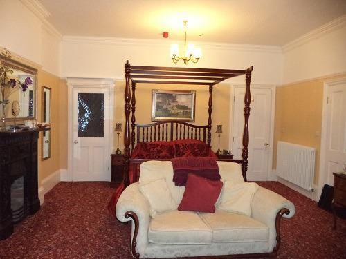 Double room-Executive-Ensuite-Sea View