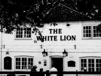 The White Lion.