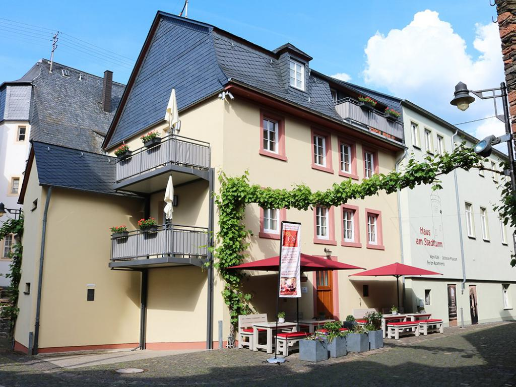Haus am Stadtturm & Alte Schmiede