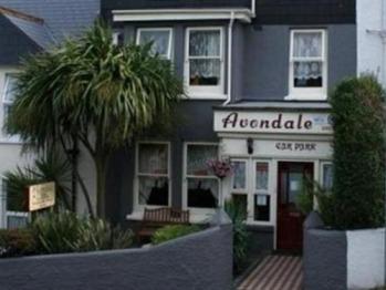 Avondale - Entrance