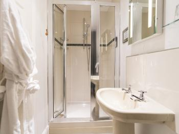 All our ensuites have high quality showers, large soft towels, bathrobes and beautiful toiletries
