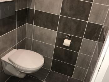 Le WC de la suite Eglantine