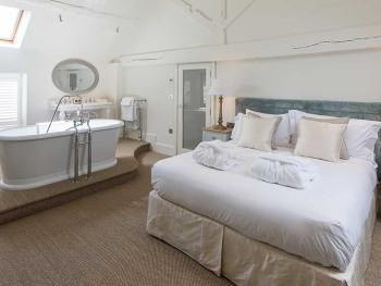 Hencote grange bedroom