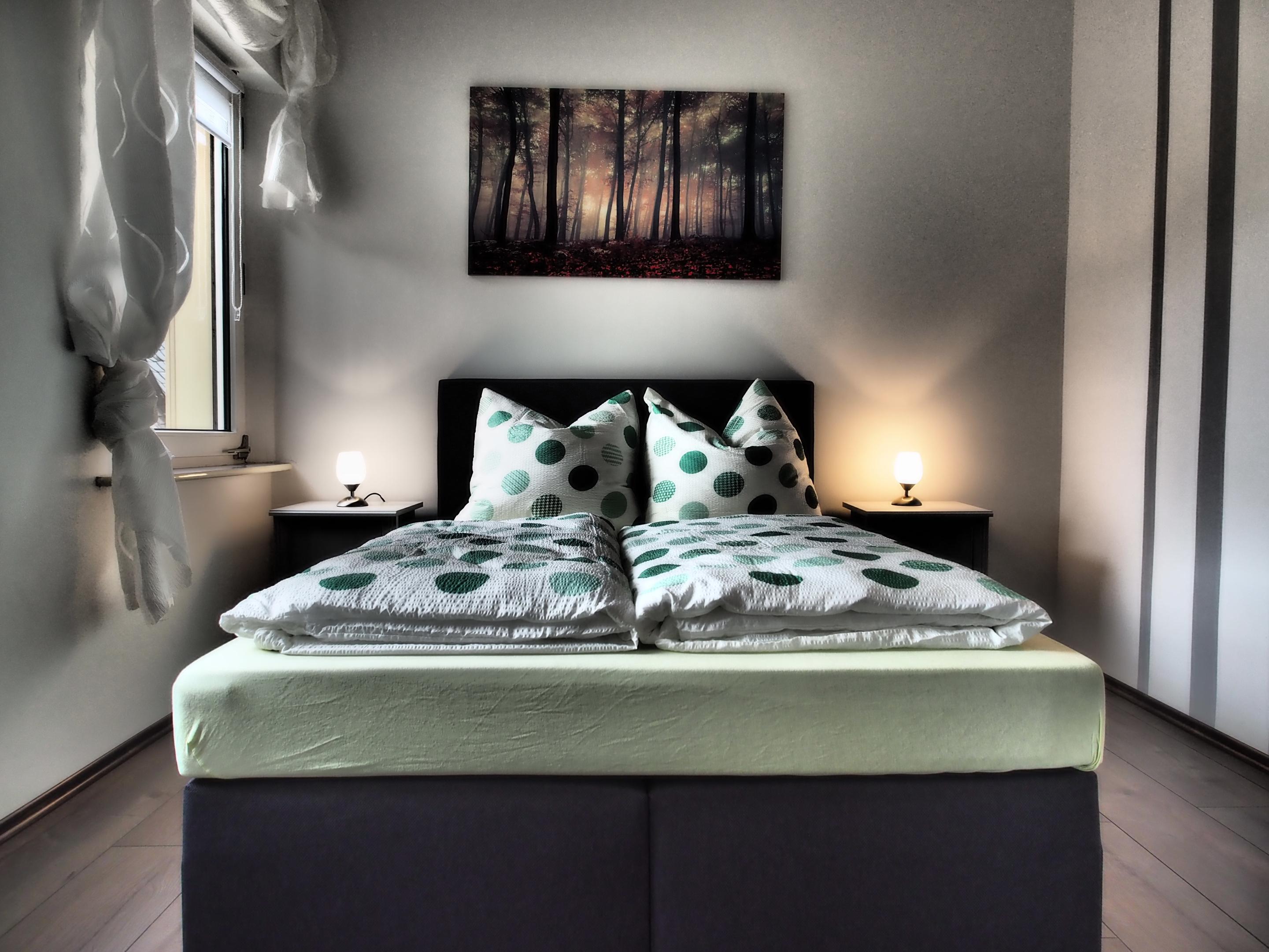 Apartment-Superior-Ensuite Dusche-2 Schlafzimmer