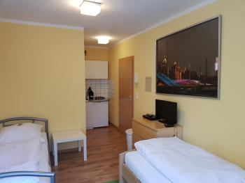 Apartment-Geschäft-Eigenes Badezimmer - Basistarif