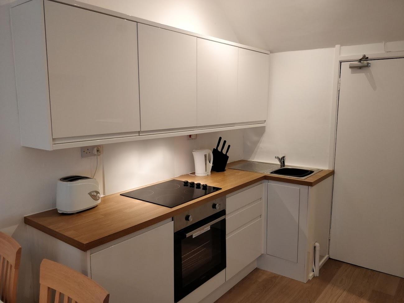 Apartment-Private Bathroom-Partial sea view-Flat 3