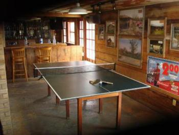 Tavern in the Gruene - Ping Pong Table