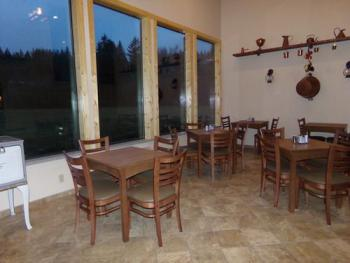Picture of our Breakfast Room off of the Lobby