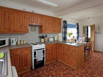 Cowman's Cottage Kitchen