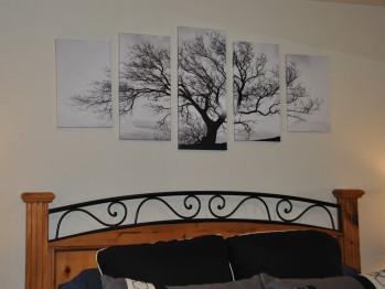 Oak Room Wall Print