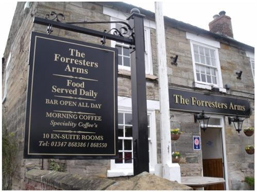 The Forrester Arms
