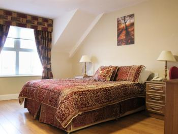 The Cross Square Hotel - Our double room