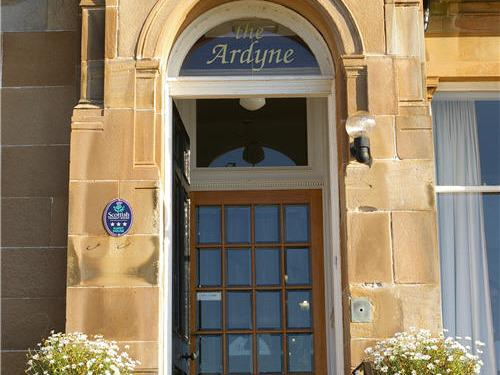 Ardyne Front Door