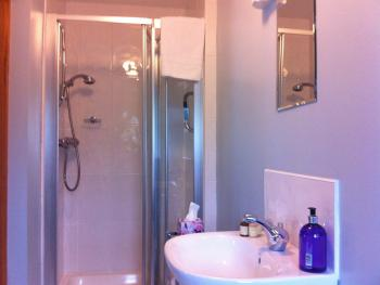 Double room en-suite with pressurised power shower