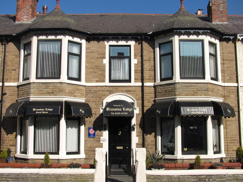 Branston Lodge 4* Visit England Accredited Guest House
