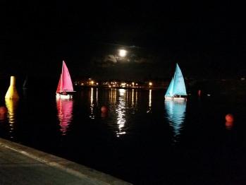 24 hour boat race