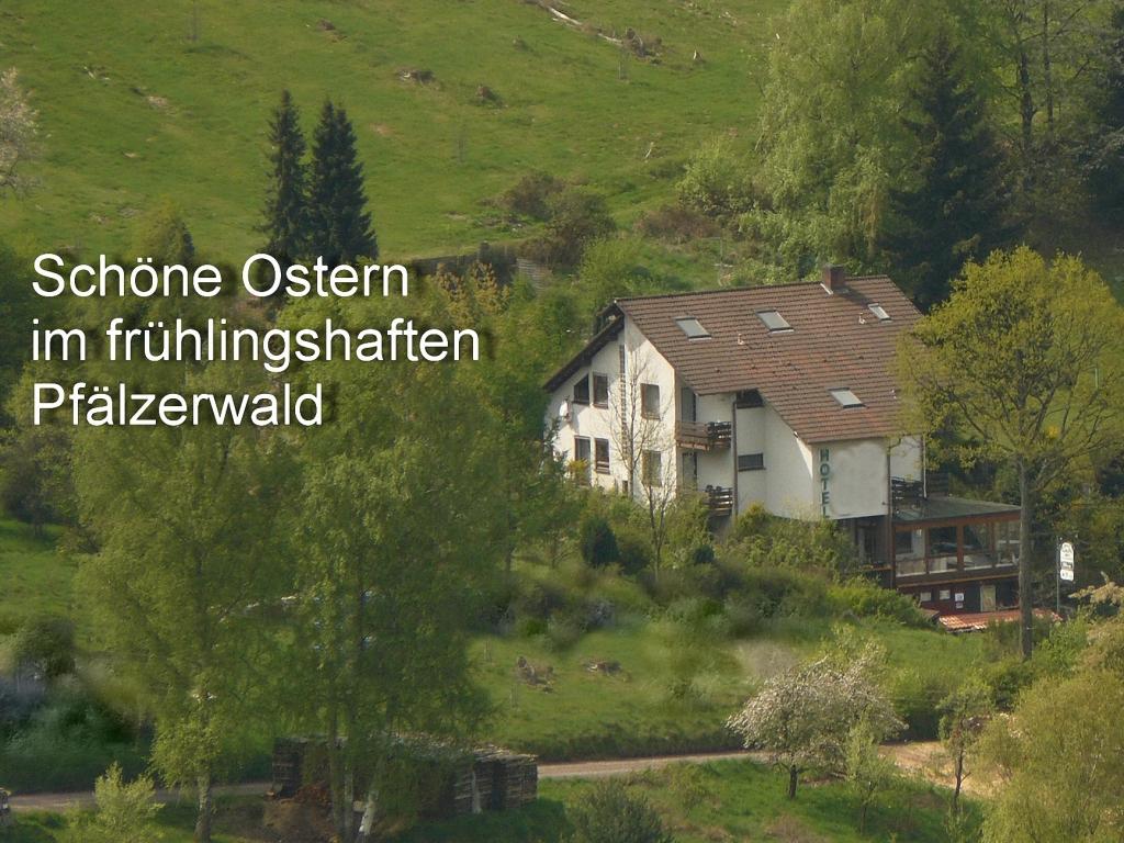 Zu Ostern in den Pfälzerwald