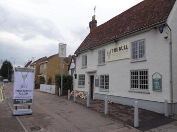 The Bull Hotel -