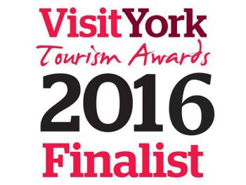 Awards - Visit York Tourism Awards 2016 - Finalist